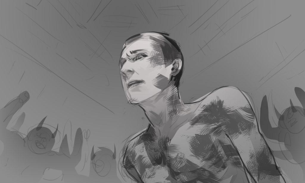 storyboard frame 1